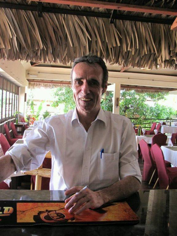 Didier Denamur, Coach Hotel Madagascar