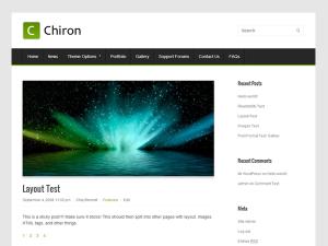 PackBlog thème Chiron