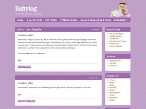 PackBlog Babylog