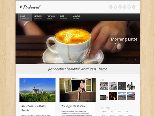 Thèmes WordPress des PackBlog
