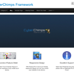 PackBlog theme CyberChimps