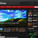 GamePress est, comme son nom l'indique, un thème graphique orienté jeu vidéo, parfait pour une revue sur le sujet ou tout autre site de divertissement du genre. Livré avec 4 couleurs d'ambiance au choix et prêt à être customisé !